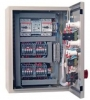 Electrical motors control and safety cabinet